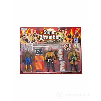 3 Personaggi Wrestling (1570-95046)