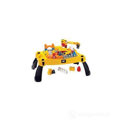 Mega Bloks CAT Tavolo Multi Attività CAT (07860V)