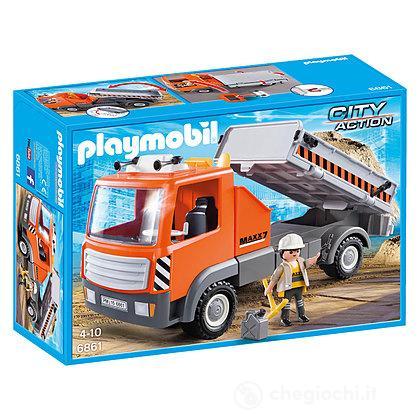 Camion con cassone ribaltabile 6861