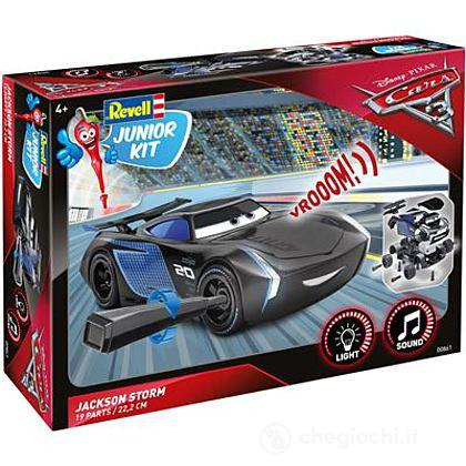 Jackson Storm luci e suoni Cars 3 (00861)