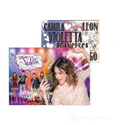 Puzzle Double Face Plus 250 Violetta Music And Friends (48618)