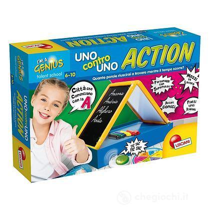 Uno Contro Uno Action I am Genius (68623)