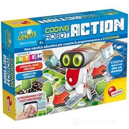 I'M A Genius Super Coding Robot Action (68630)
