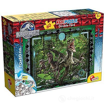 Puzzle supermaxi 60 jurassik world big in the jungle