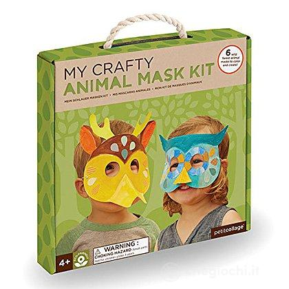 Kit Maschere Animali (Pe37836)