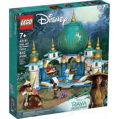 Raya Palazzo del Cuore - Lego Disney Princess (43181)