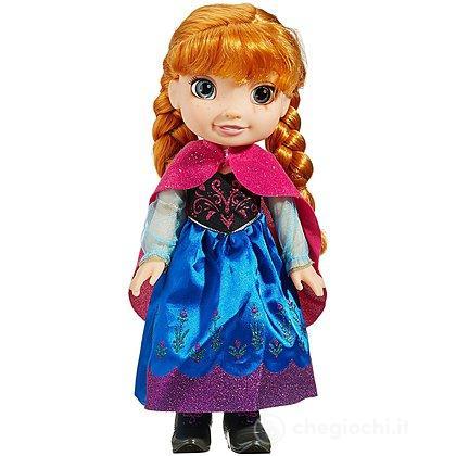 Bambola Anna Frozen glitter