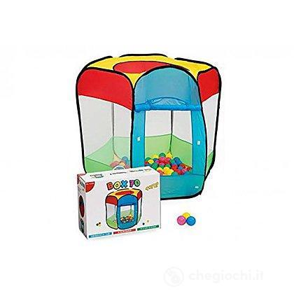 Box Jolly Pieghevole con 70 Palline (53867)