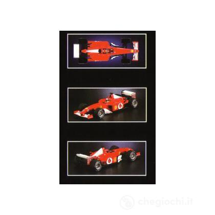 "Kit Ferrari 2002 ""Schumacher"" 1:10"