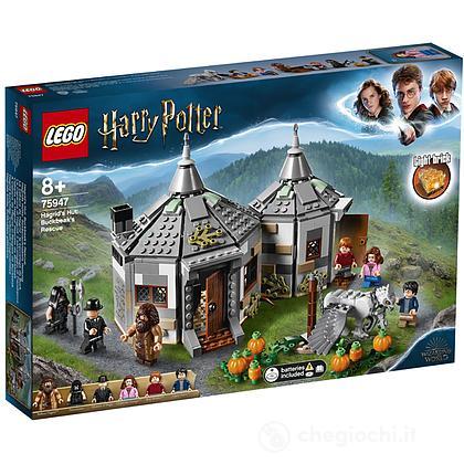 La Capanna di Hagrid: il salvataggio di Fierobecco - Lego Harry Potter (75947)