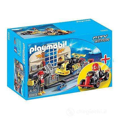 Go kart race team 6869