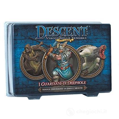 Descent Seconda Edizione - I Guardiani Di Deephall