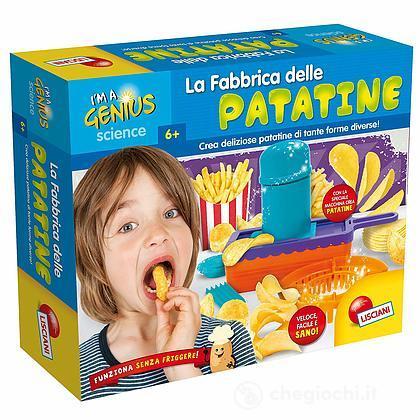 Fabbrica delle Patatine I am Genius (68708)