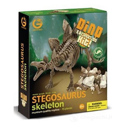 Stegosauro Scheletro