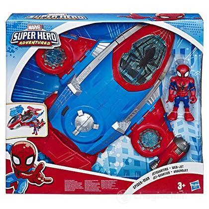 Spider-Man Jet Adventures