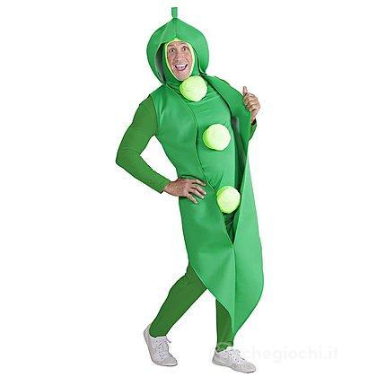 Costume adulto bacello piselli S