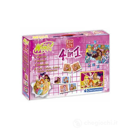 Edu kit 4 in 1 Winx