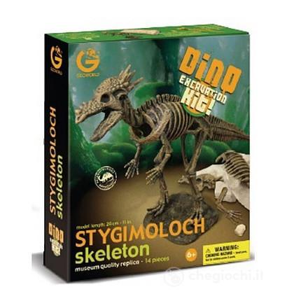Stygimoloch Scheletro