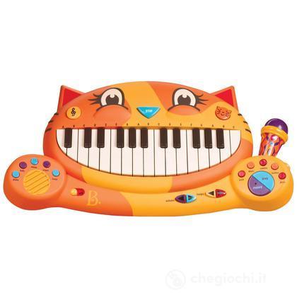 Meowsic pianola