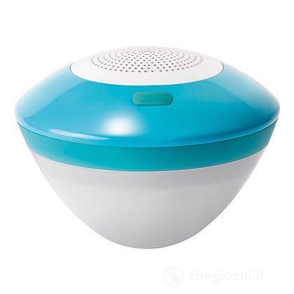 Luce a led galleggiante con speaker (28625)
