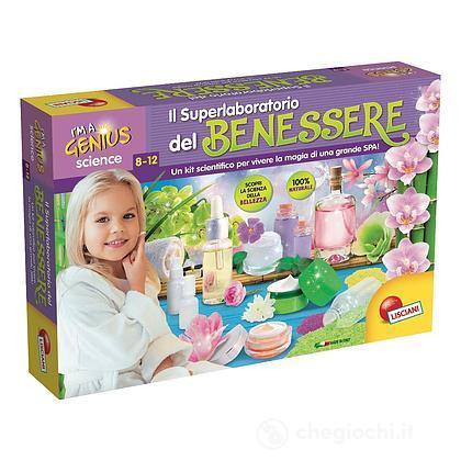 Super Laboratorio Del Benessere I am Genius (68722)