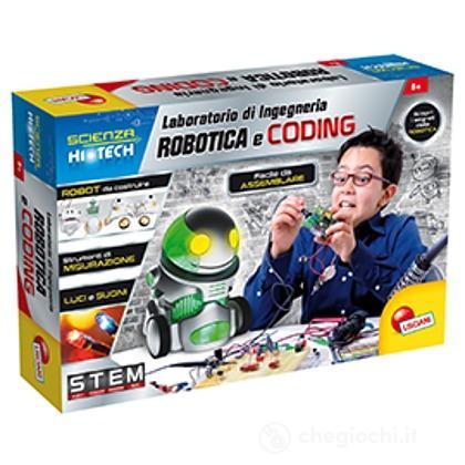 Scienza Hi Tech Laboratorio Di Ingegneria Robotica E Coding (68739)