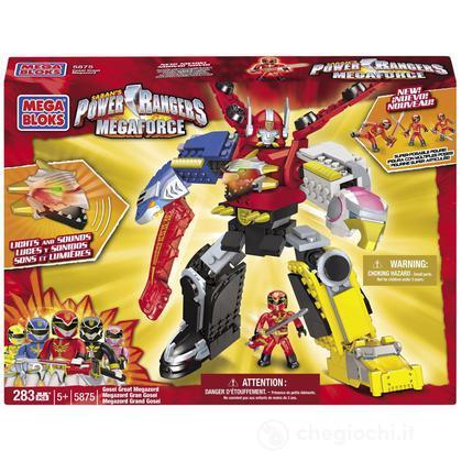 Power Rangers Great Megazord  (05875)