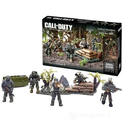 Call Of Duty Jungle Troopers (06875U)