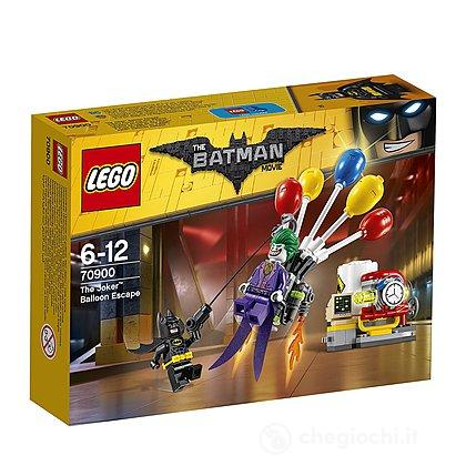 Joker: fuga con i palloni - Lego Batman Movie (70900)