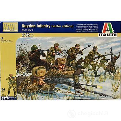 Fanteria russa 2  Guerra Mondiale