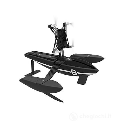 Drone Hydrofoil Orak - Nero con fotocamera
