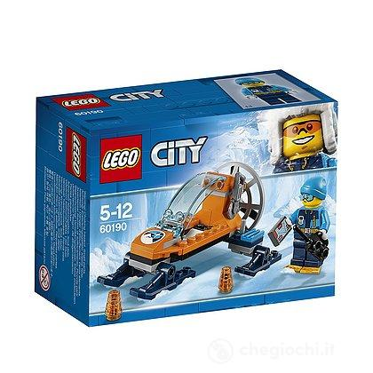 Mini-motoslitta artica Lego City Arctic - Lego City (60190)