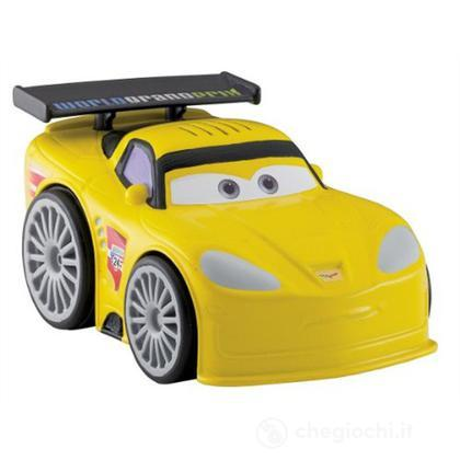 Shake and go Cars 2 - Corvette (W2277)