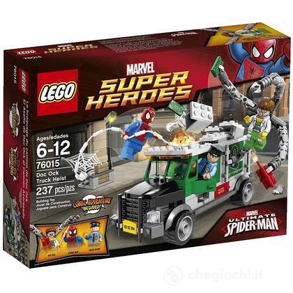 La rapina di Doc Ock - Lego Super Heroes (76015)