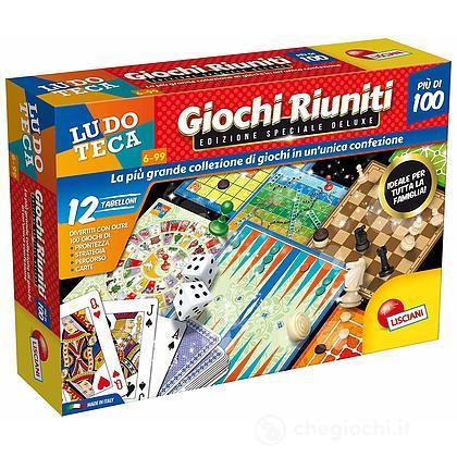 Giochi Riuniti Piu' Di 100 Scatola Deluxe (68791)