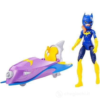 Super Hero Girls Batgirl + Veicolo (DVG74)