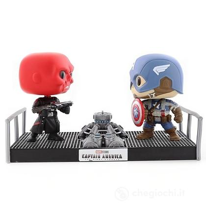 Capitan America VS Red Skull