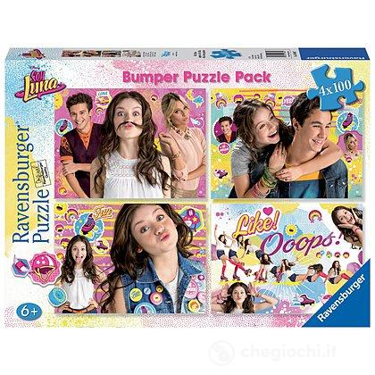 Soy Luna - Luna e i suoi amici Puzzle 4x42 Bumper Pack (06880)