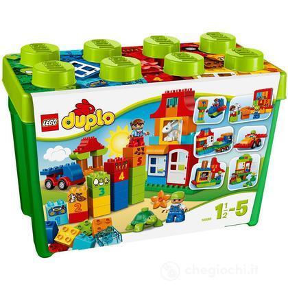 Contenitore Deluxe - Lego Duplo Mattoncini (10580)