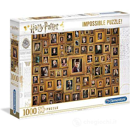 Impossible Puzzle - Harry Potter - 1000 pezzi (61881)