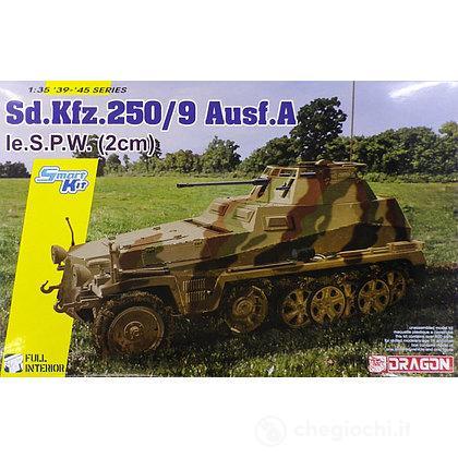 Carro armato Sd.Kfz.250/9 Ausf.A le.S.P.W (2cm) (DR6882)