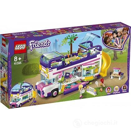 ignore financial consultant  Il bus dell'amicizia - Lego Friends (41395) - Set costruzioni - Lego -  Giocattoli   chegiochi.it