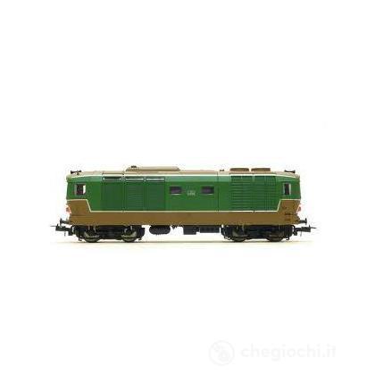 Locomotore D.445 - FS livrea d'origine (HL2037)
