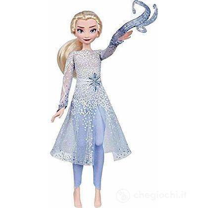 Frozen 2 Elsa Potere di Ghiaccio (E8569)