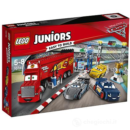Saetta McQueen Team Race - Lego Juniors (10745)