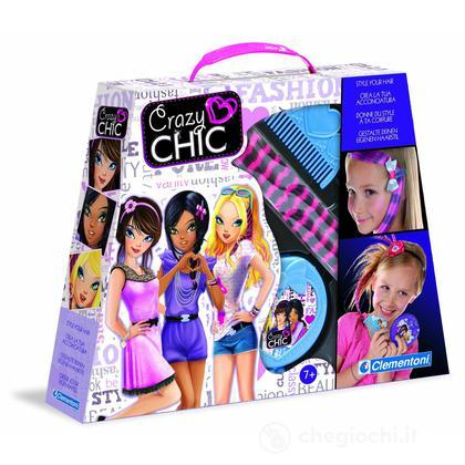Crea La Tua Acconciatura Crazy Chic 15883 Fashion Clementoni Giocattoli