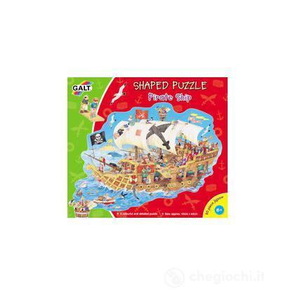 Puzzle 80 pezzi Nave