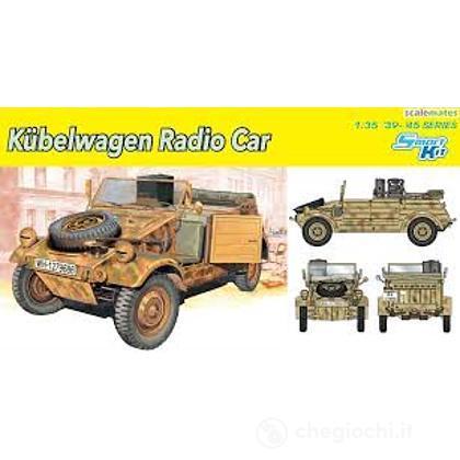 Veicolo KUBELWAGEN RADIO CAR 1/35 (DR6886)