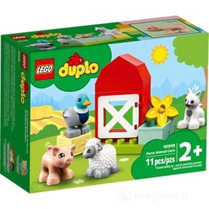 Gli animali della fattoria - Lego Duplo (10949)