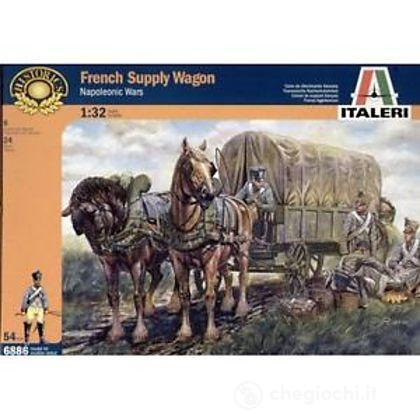 Carro di Forniture Francese Guerre Napoleoniche
